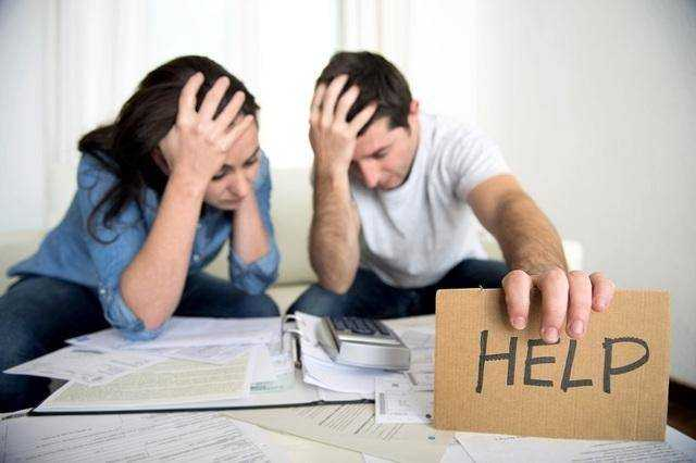 After a bankruptcy, start rebuilding your credit rating without delay